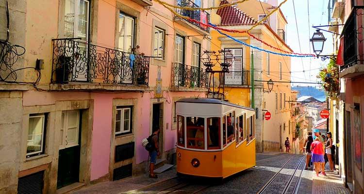 viagem para Portugal - Lisboa