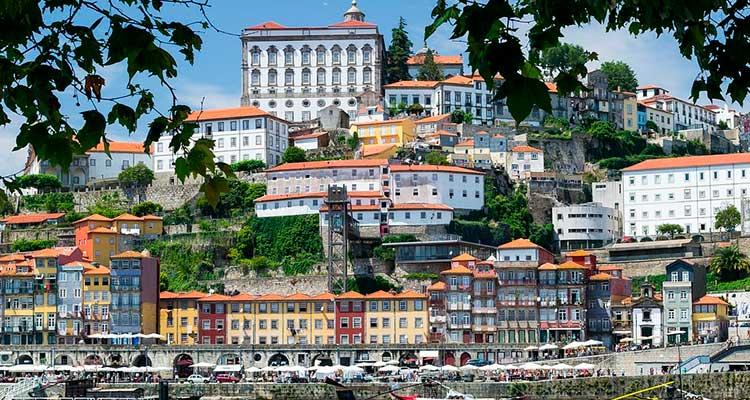 viagem para Portugal - Porto