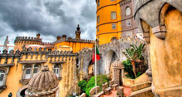 viagem para Portugal - Sintra