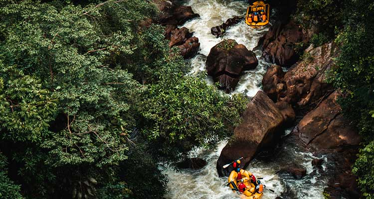Esportes radicais Foz do Iguaçu