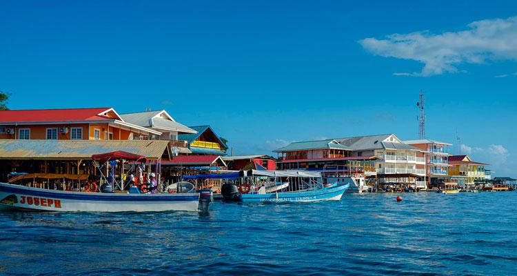 Viagem para Bocas del Toro