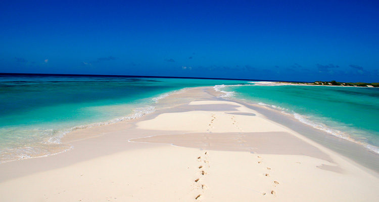 praias do Caribe