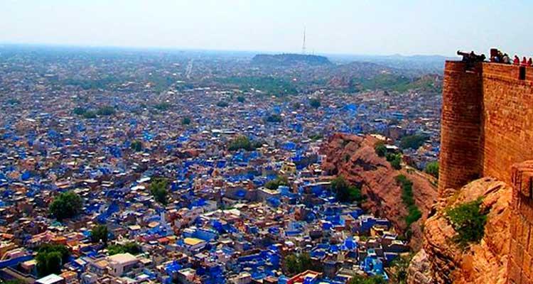 onde ir na Índia