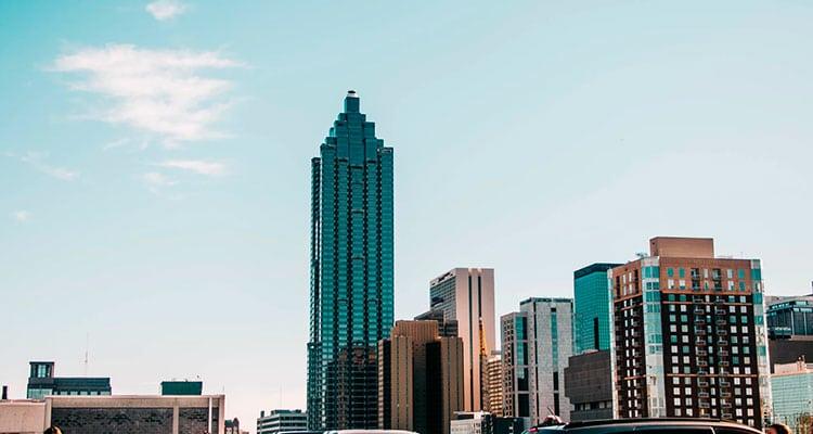 Atlanta foi usada como cenário do filme Pantera Negra