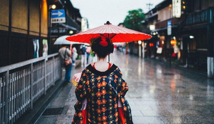 não deve fazer no Japão