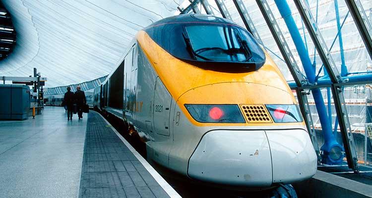 trem1 Novo trem da Eurostar vai te levar de Londres a Amsterdã