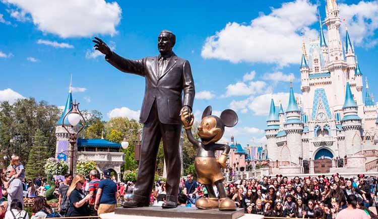 disney1 Conheça os parques da Disney no mundo