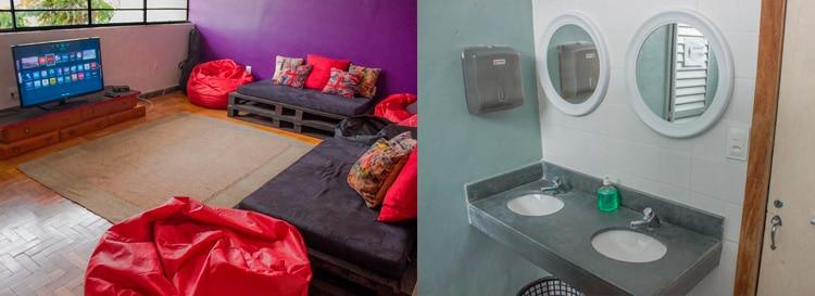 dpv2 Guia Hostel: 3 hostels temáticos para ficar em BH