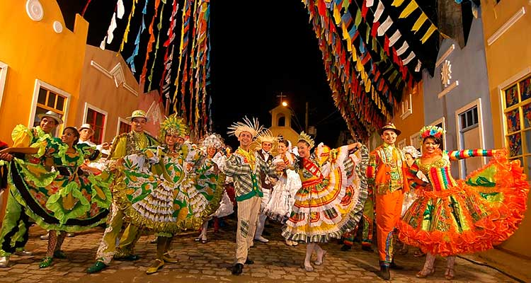 festas no brasil
