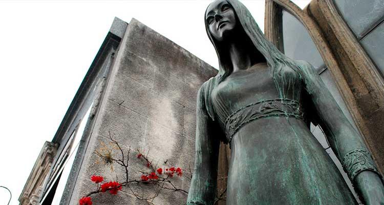 Cemitério da Recoleta