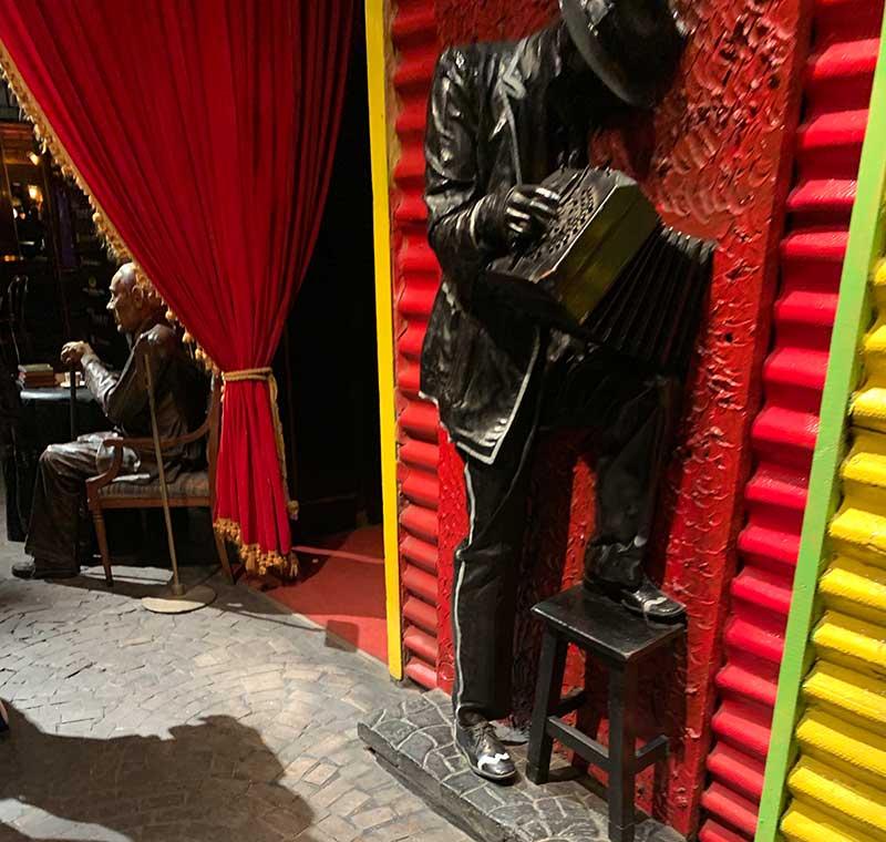 Entrada-Sr-Tango Roteiro de 4 dias em Buenos Aires