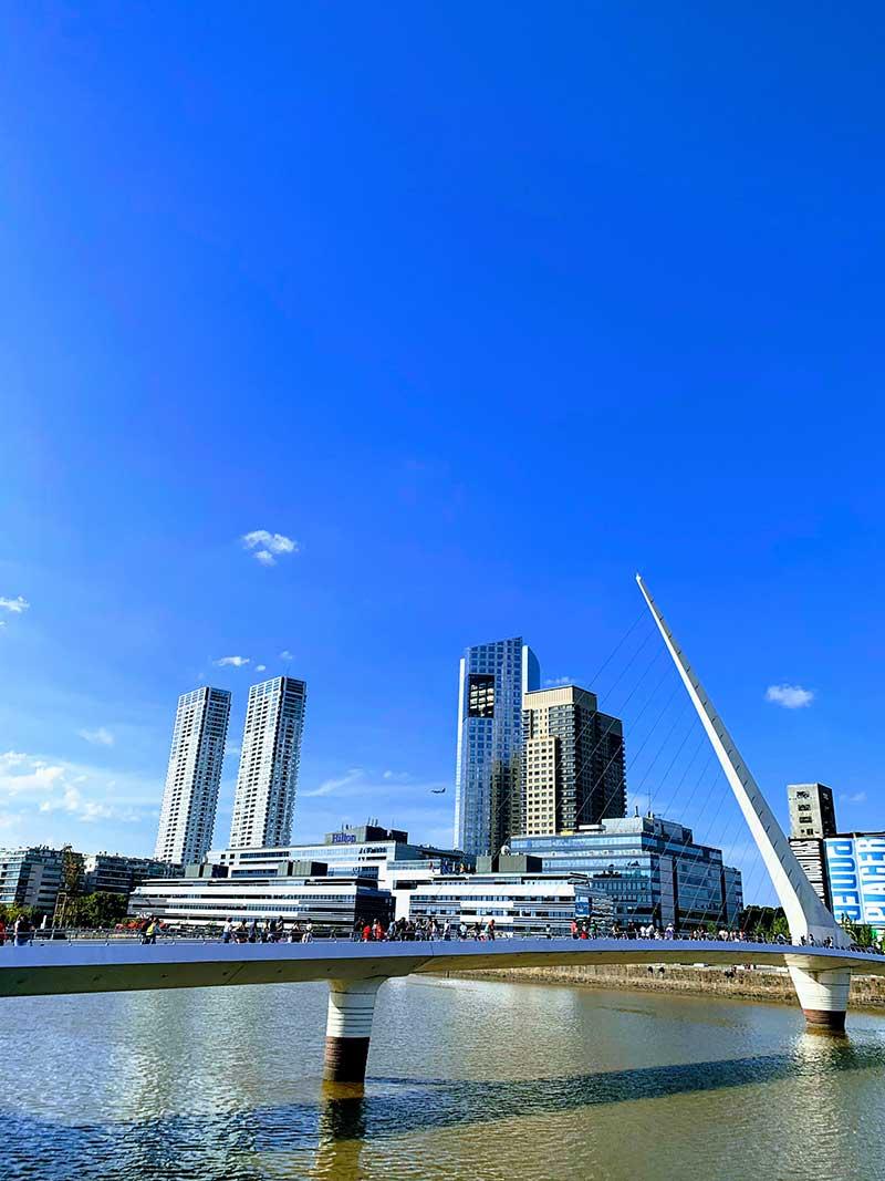 Puerto-Madero-Buenos-Aires Roteiro de 4 dias em Buenos Aires