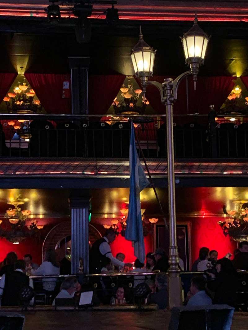 Sr.-Tango-Teatro Roteiro de 4 dias em Buenos Aires