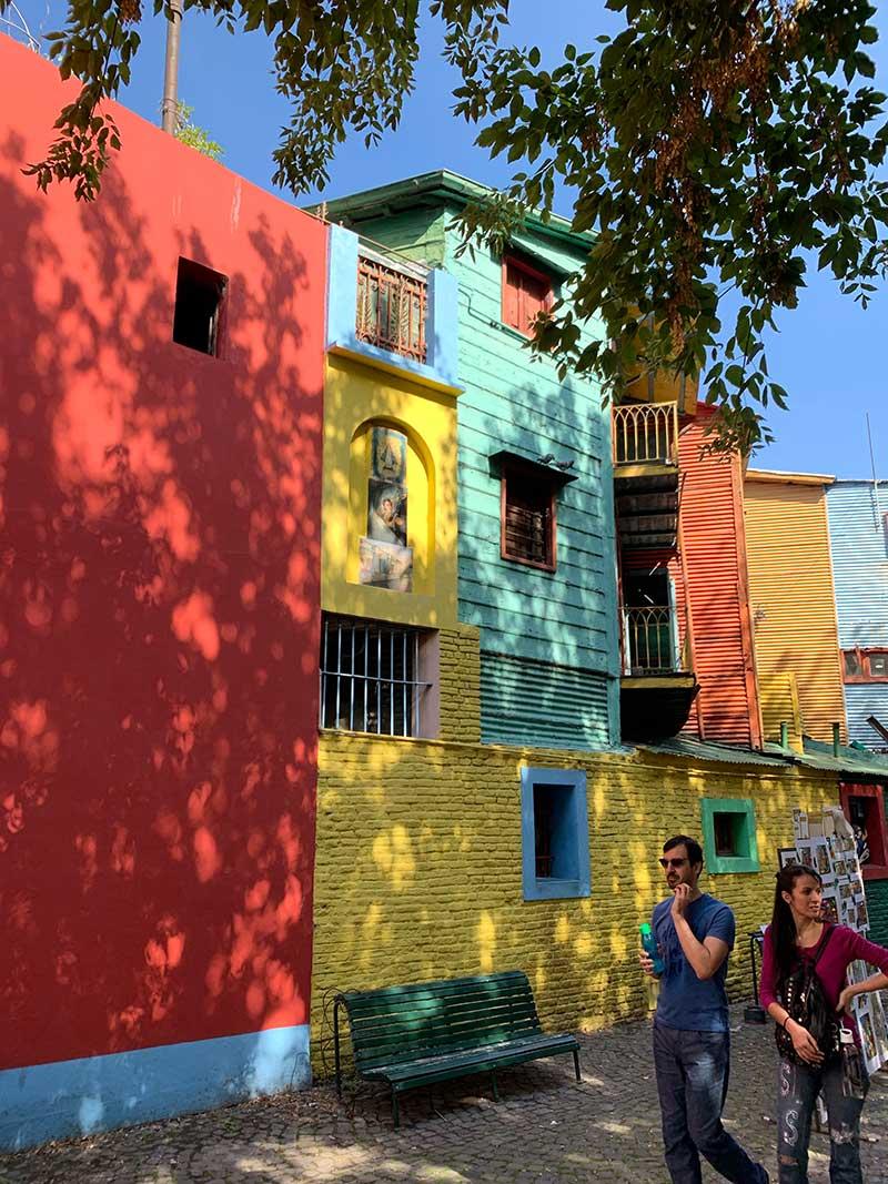 Tradicional-Caminito Roteiro de 4 dias em Buenos Aires