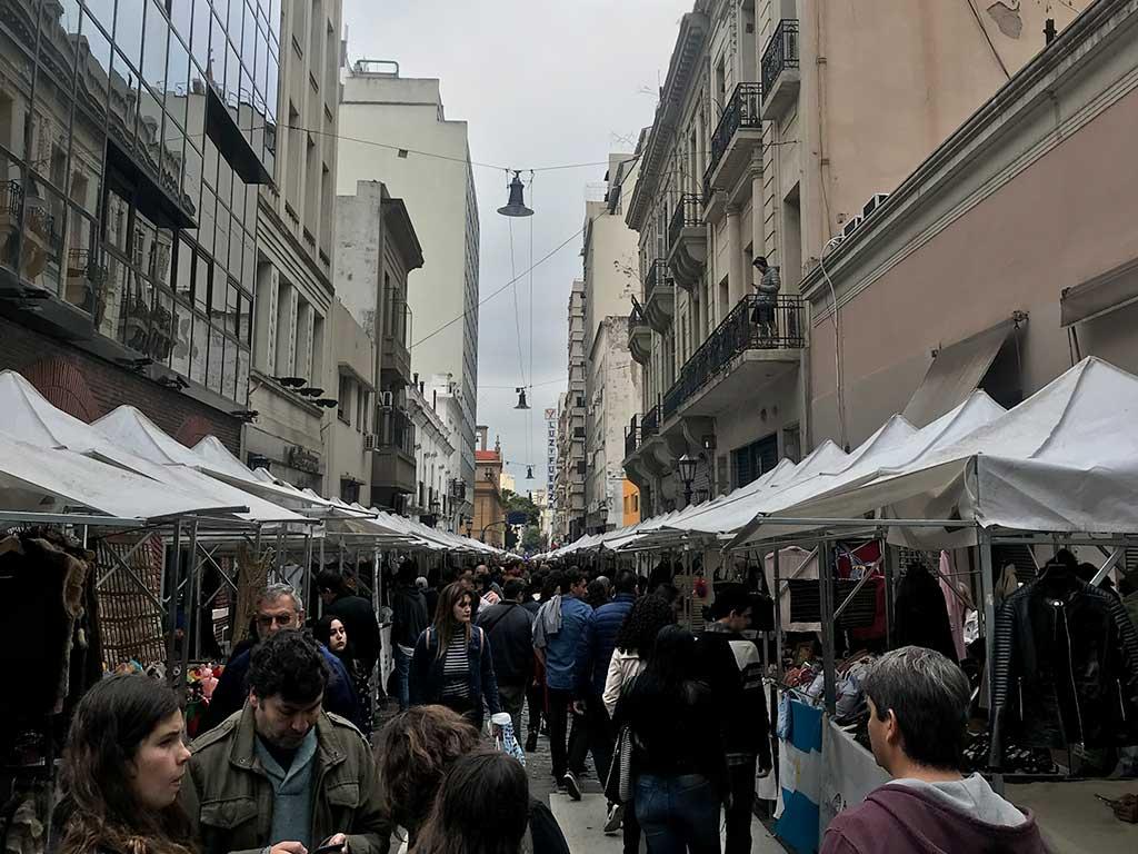Feira-San-Telmo O que fazer em Buenos Aires: o que você precisa saber está aqui!