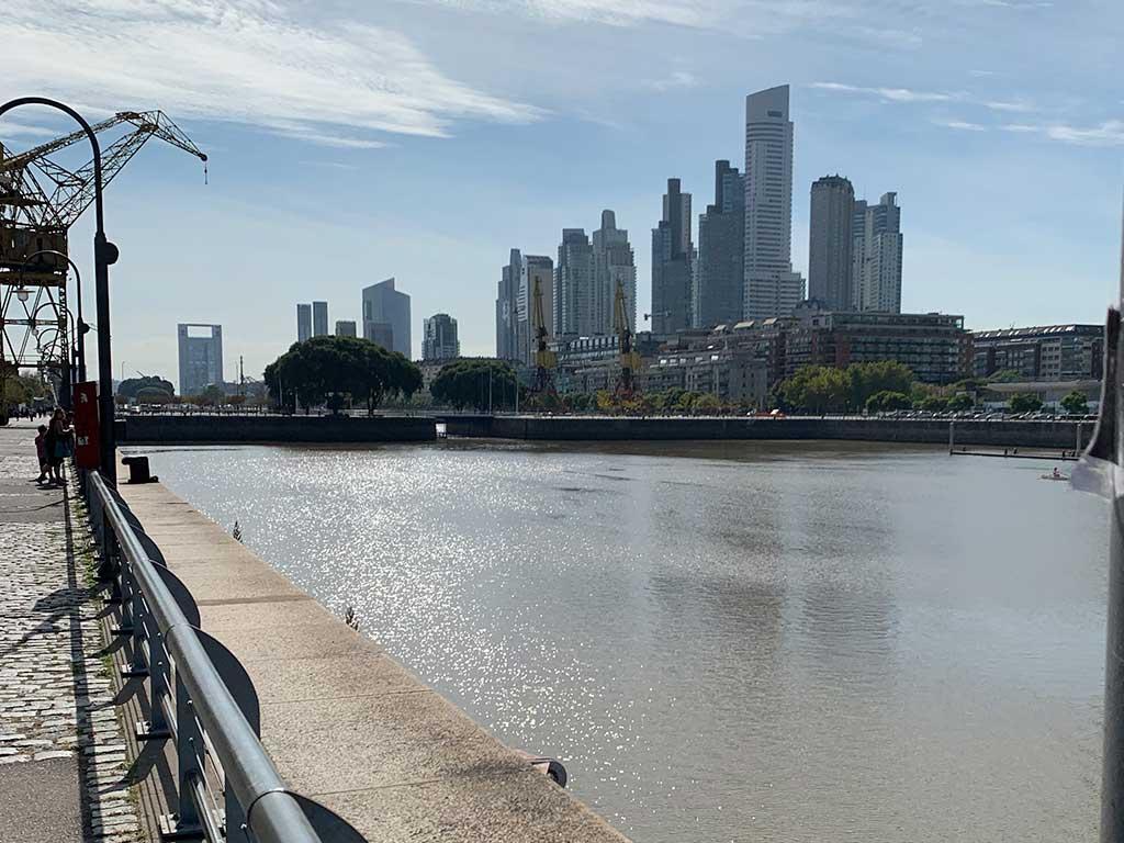 Puerto-Madero O que fazer em Buenos Aires: o que você precisa saber está aqui!