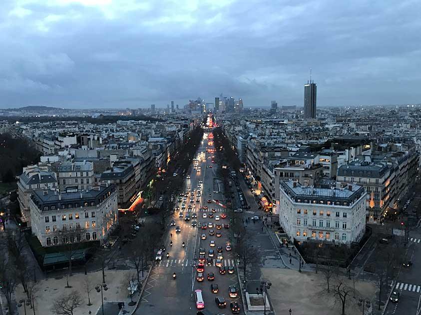 champs-de-elysee O que fazer em Paris: saiba tudo