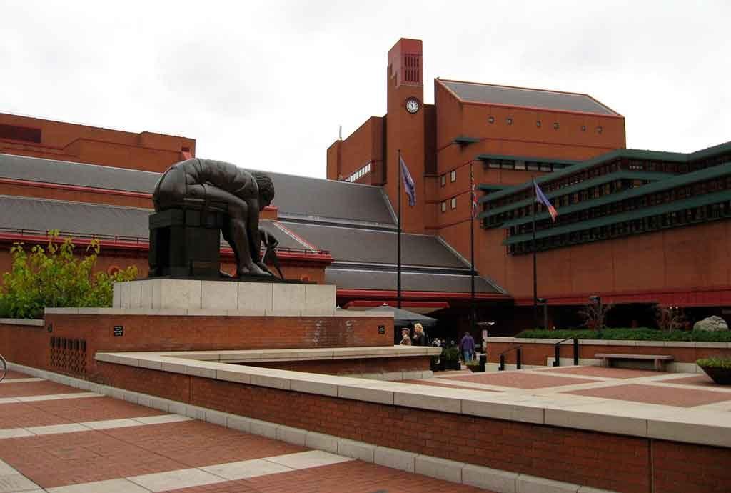 British-Library-Londres-1024x690 O que fazer em Londres: saiba tudo antes de ir