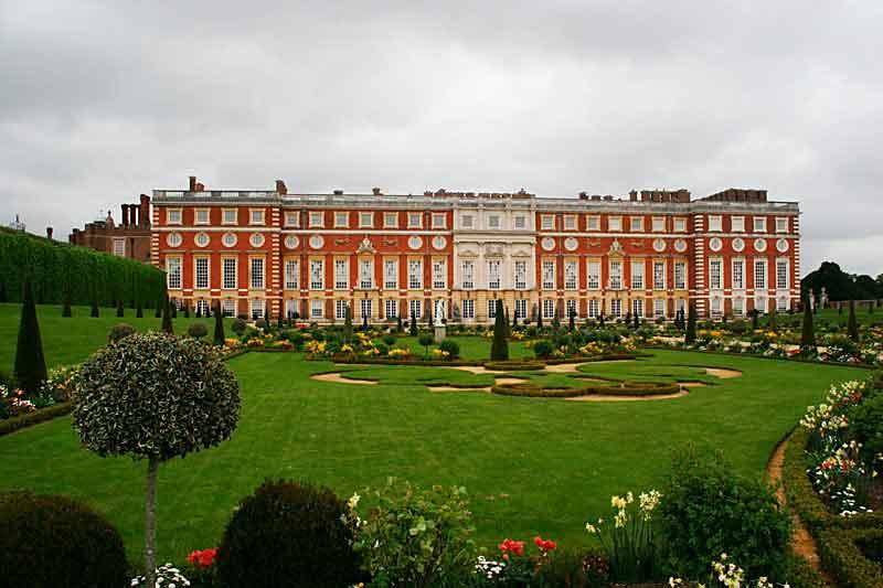 Palácio-de-Hampton-Court O que fazer em Londres: saiba tudo antes de ir