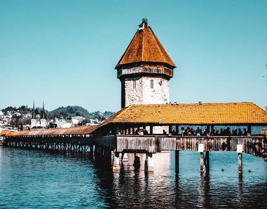 Lucerna-suica Roteiro Europa 20 dias: 2 roteiros de viagem completos para sua Eurotrip