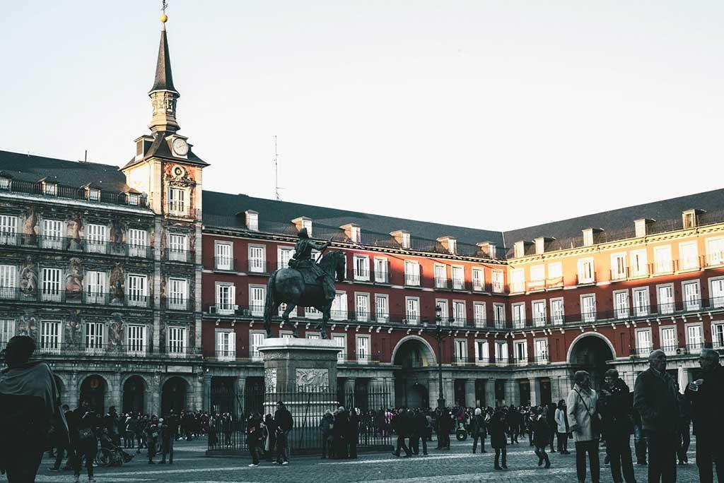 Madri-Espanha-1024x684 6 incríveis pontos turísticos da Espanha