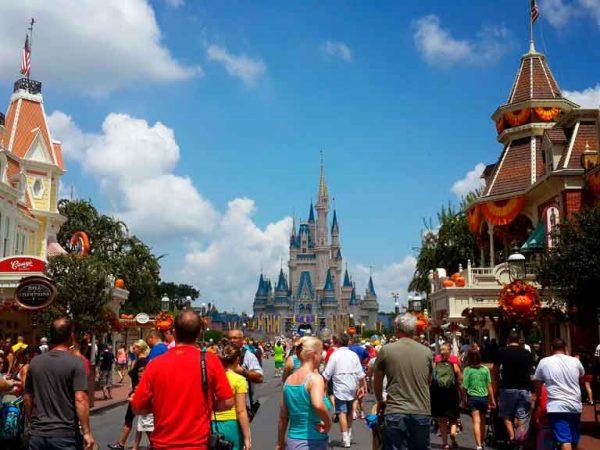 Melhor época para visitar Orlando