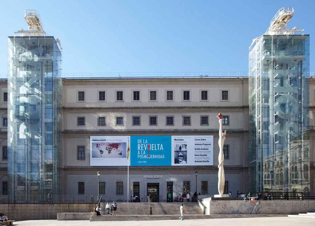 Museo-Reina-Sofia-1024x736 O que fazer em Madrid em 3 dias: roteiro completo