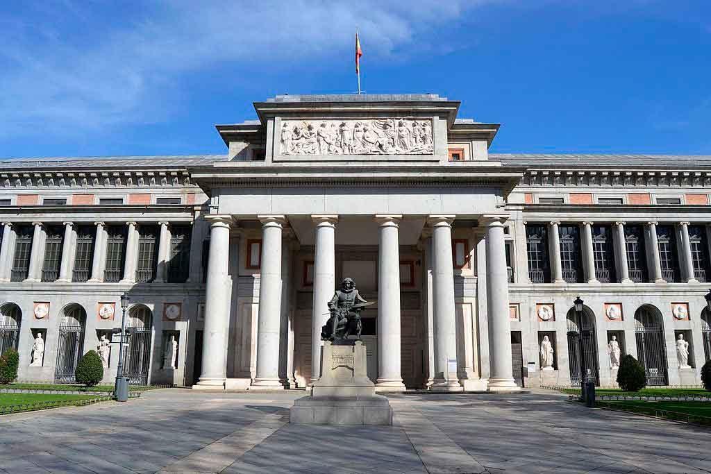 Museo-del-Prado-1024x683 O que fazer em Madrid em 3 dias: roteiro completo