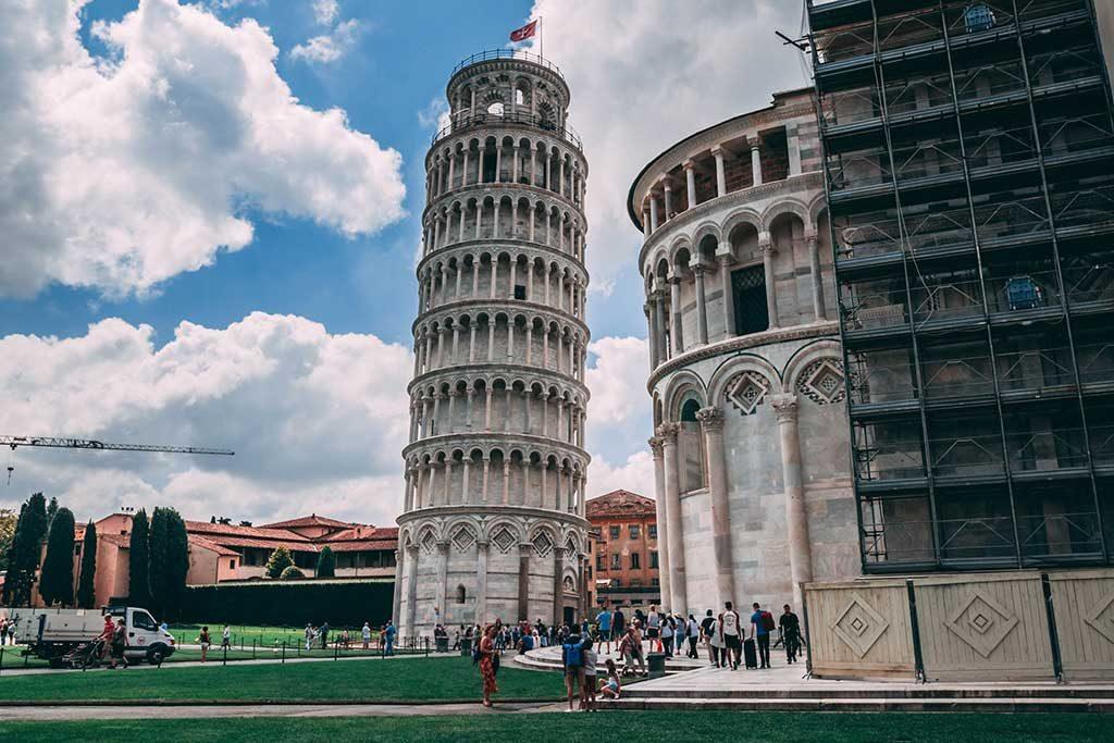 Pisa-italia-1024x683 Cidades da Itália: lista com as 7 cidades mais bonitas da Itália