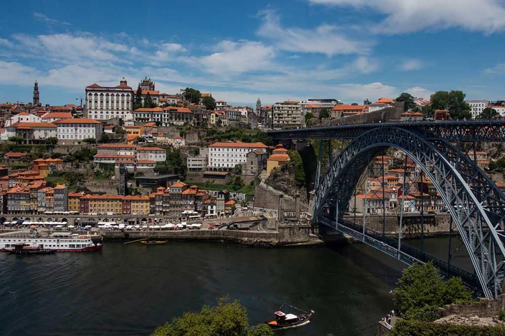 Porto-em-portugal-1024x682 Roteiro Europa 20 dias: 2 roteiros de viagem completos para sua Eurotrip