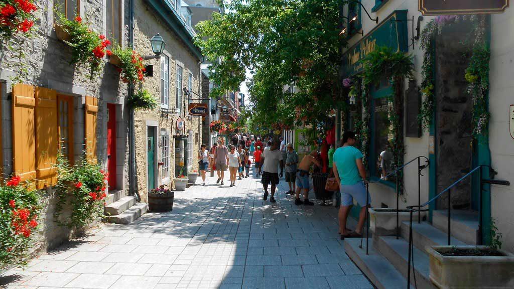 Quebec-1024x576 Seguro viagem para o Canadá: como funciona, como contratar e cotação