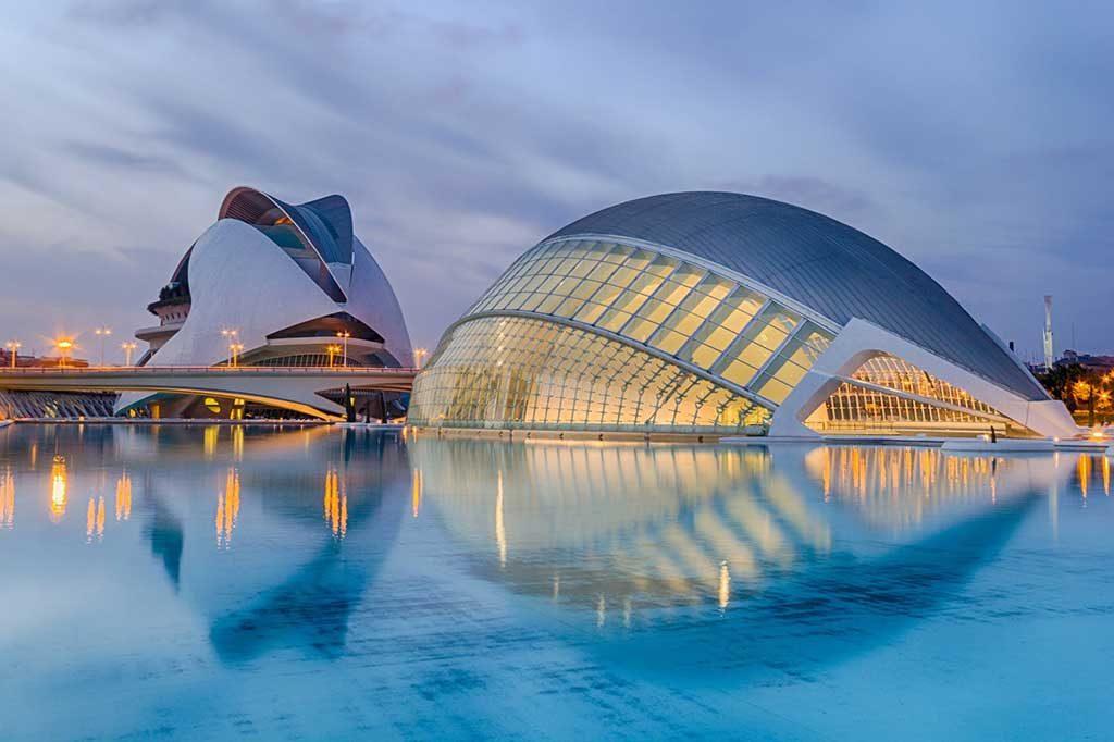 Valência-Espanha-1024x682 6 incríveis pontos turísticos da Espanha