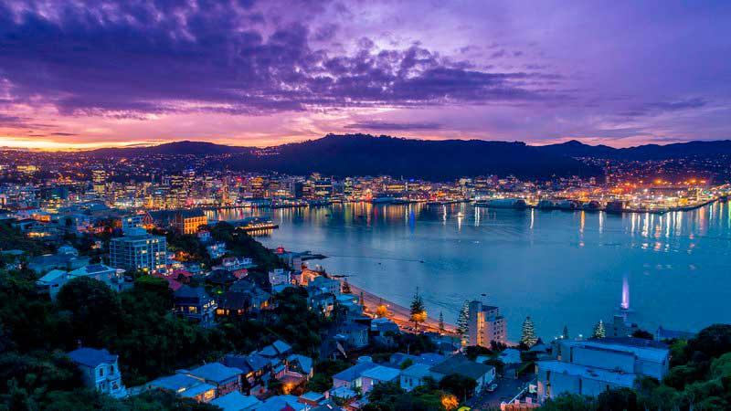 Wellington Os melhores destinos da Nova Zelândia