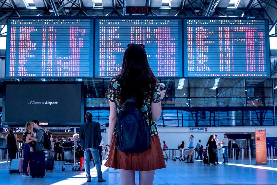 chegue-adiantado-voo Bagagem extraviada: como evitar, causas frequentes e indenização