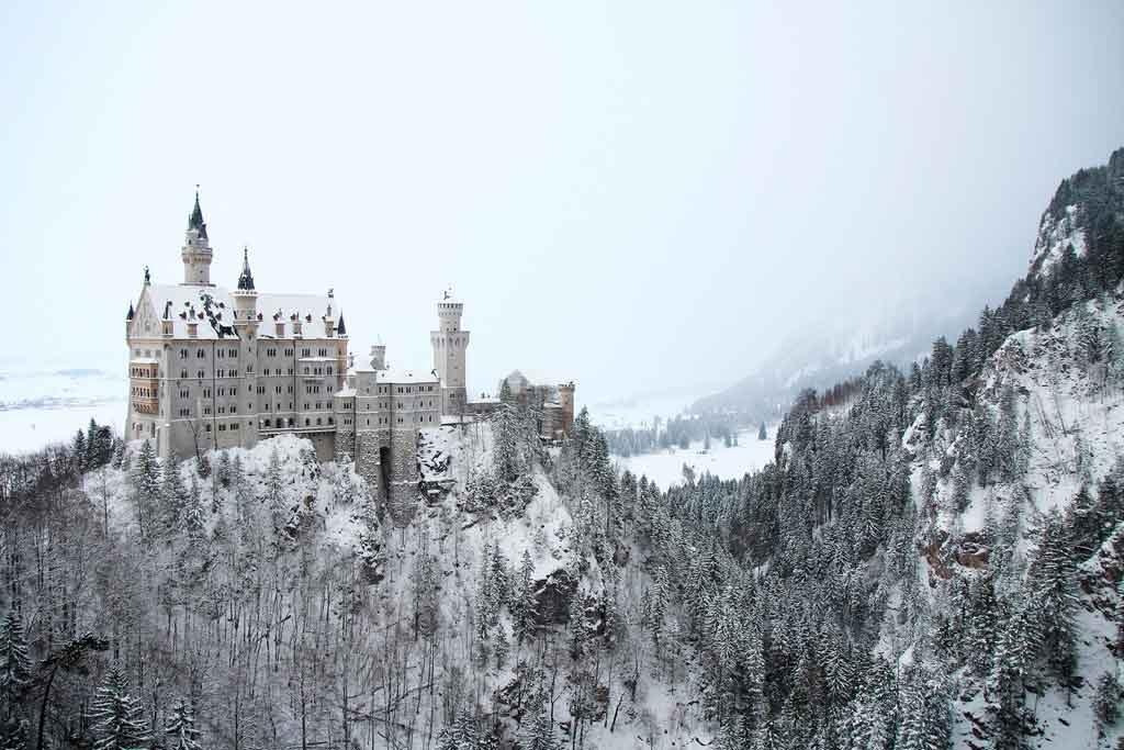 Alemanha-no-Inverno-1024x683 O que fazer na Alemanha: cidades turísticas, mapa e quando viajar