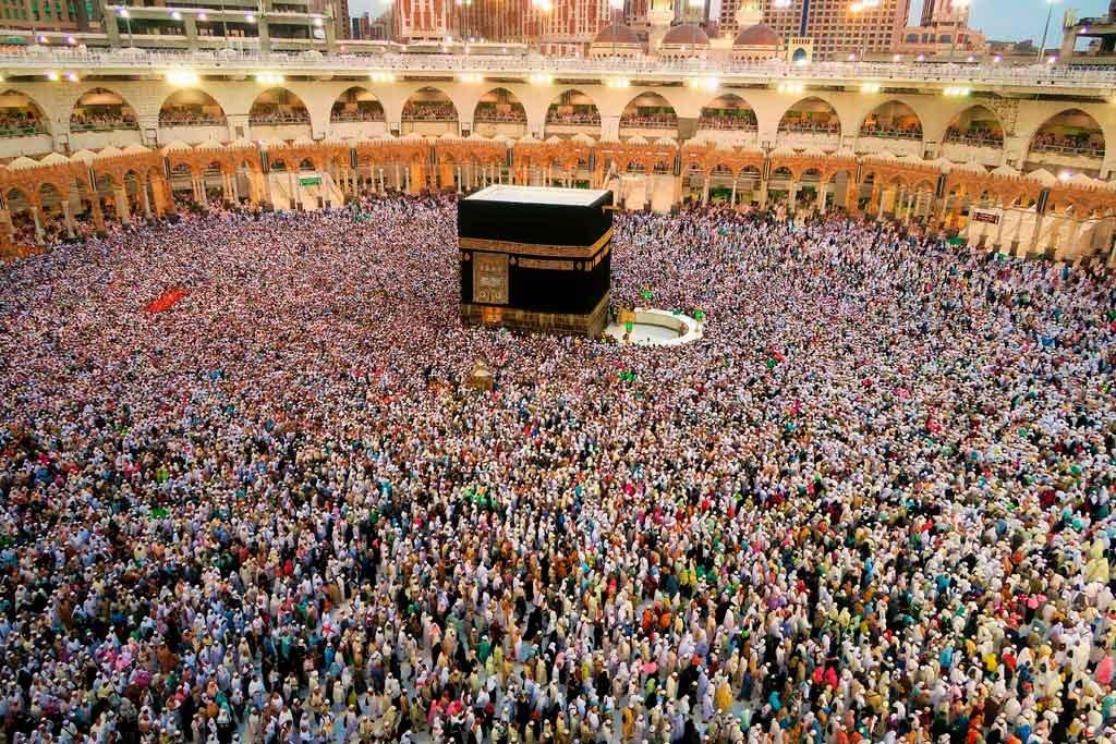 Arabia-Saudita-Meca-1024x683 Turismo religiosos no Brasil e no Mundo: 11 rotas para praticar a fé