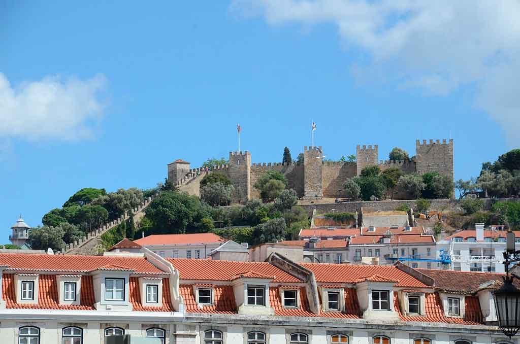 Castelo-de-Sao-Jorge-em-Lisboa-1024x678 Turismo em Lisboa: dicas, passeios e atrações turísticas