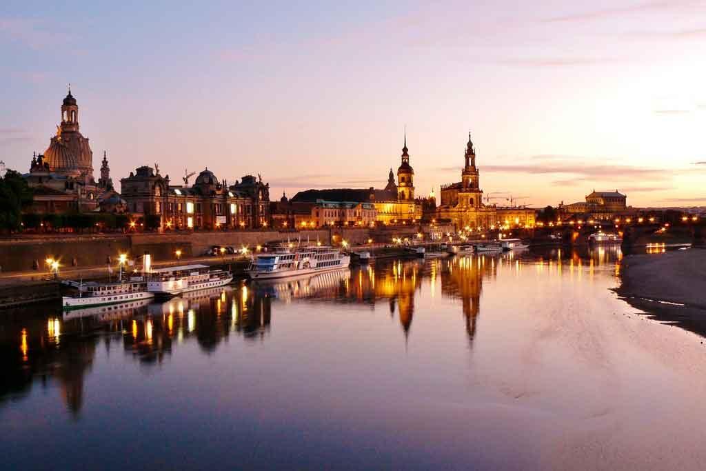 Dresden-Alemanha-1024x683 O que fazer na Alemanha: cidades turísticas, mapa e quando viajar
