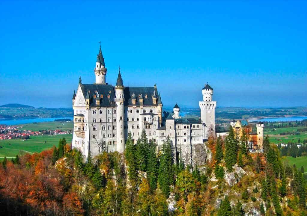 Fussen-Alemanha-1024x721 O que fazer na Alemanha: cidades turísticas, mapa e quando viajar