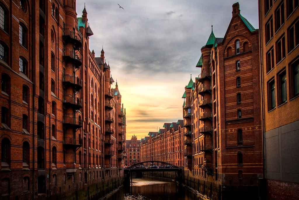 Hamburgo-alemanha-1024x687 O que fazer na Alemanha: cidades turísticas, mapa e quando viajar