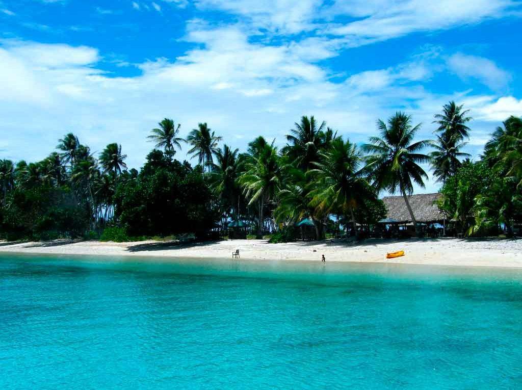 Ilhas Marshall na Oceania