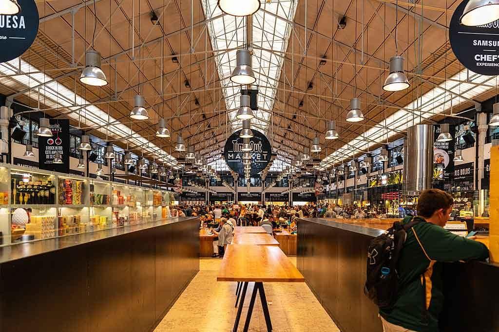 Mercado-da-Ribeira-1024x683 Turismo em Lisboa: dicas, passeios e atrações turísticas
