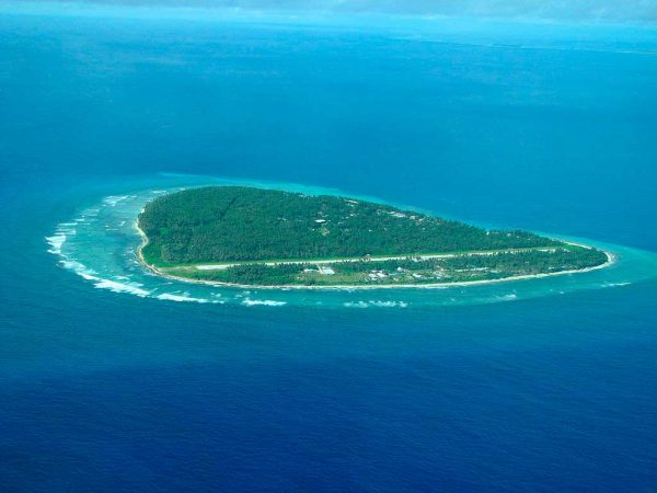 Ilhas na Micronésia