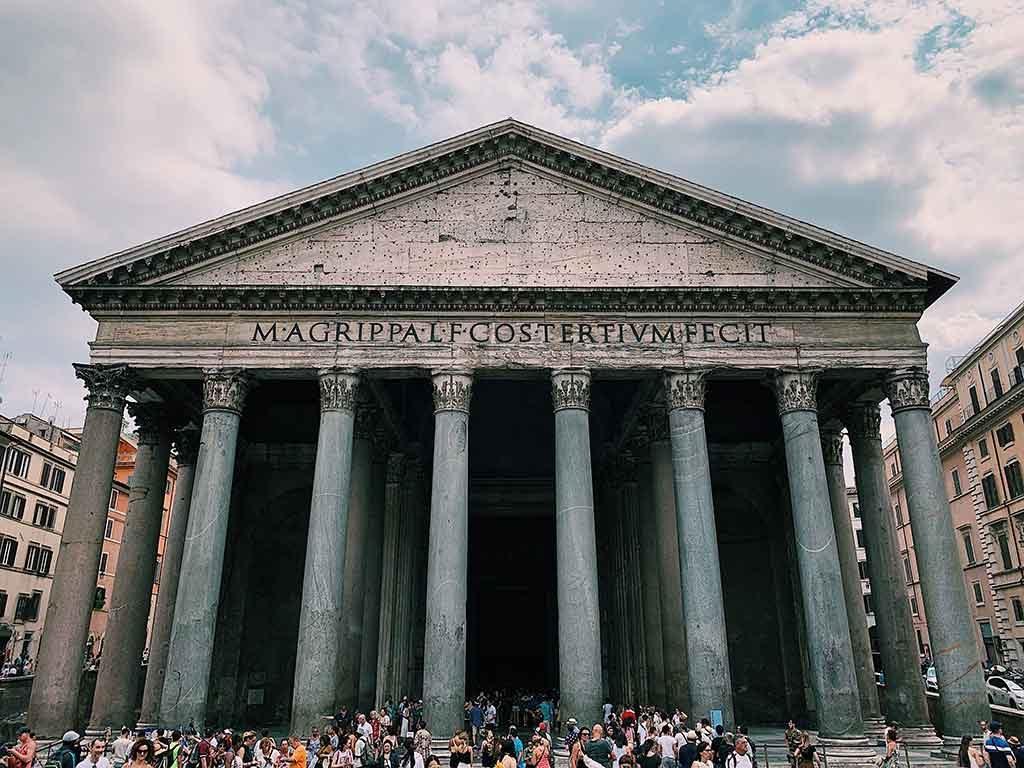 Pantheon-1024x768 Roma em 3 dias. O que fazer? Roteiro e dicas