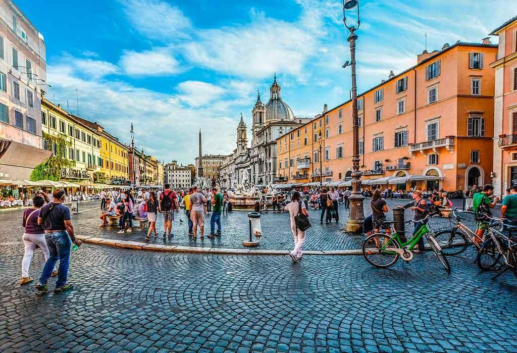 Piazza-Navona-1024x699 Roma em 3 dias. O que fazer? Roteiro e dicas