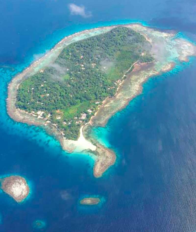 Pohnpei Saiba o porquê incluir a Micronésia nos seus planos de viagem