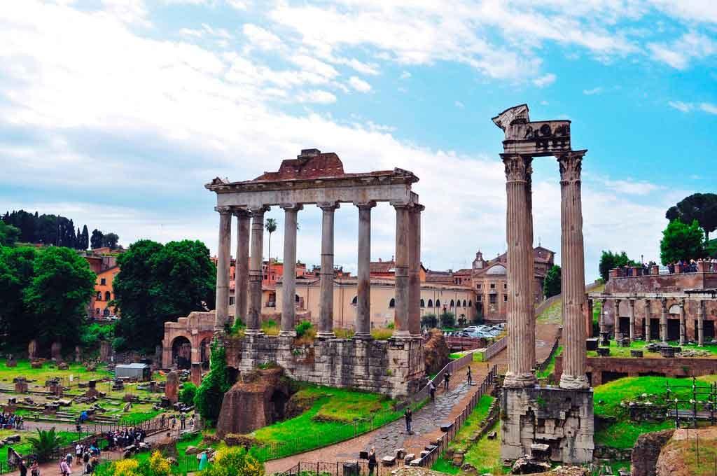 forum-romano-1024x680 Roma em 3 dias. O que fazer? Roteiro e dicas