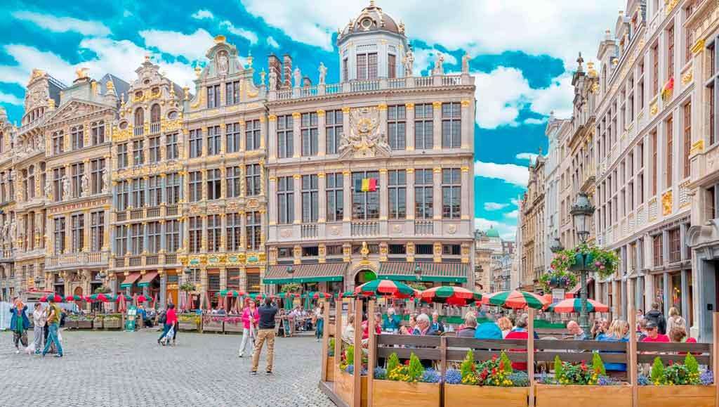 Grand-Place-Belgica Turismo na Bélgica: dicas, passeios e atrações turísticas