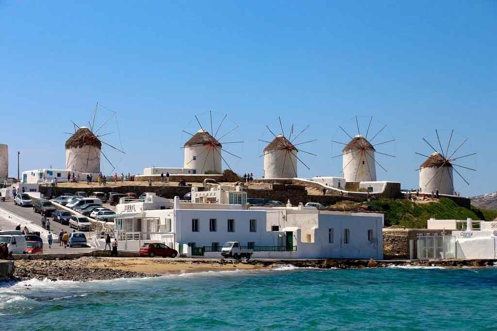 Mykonos-1024x683 Roteiro de viagem para Grécia
