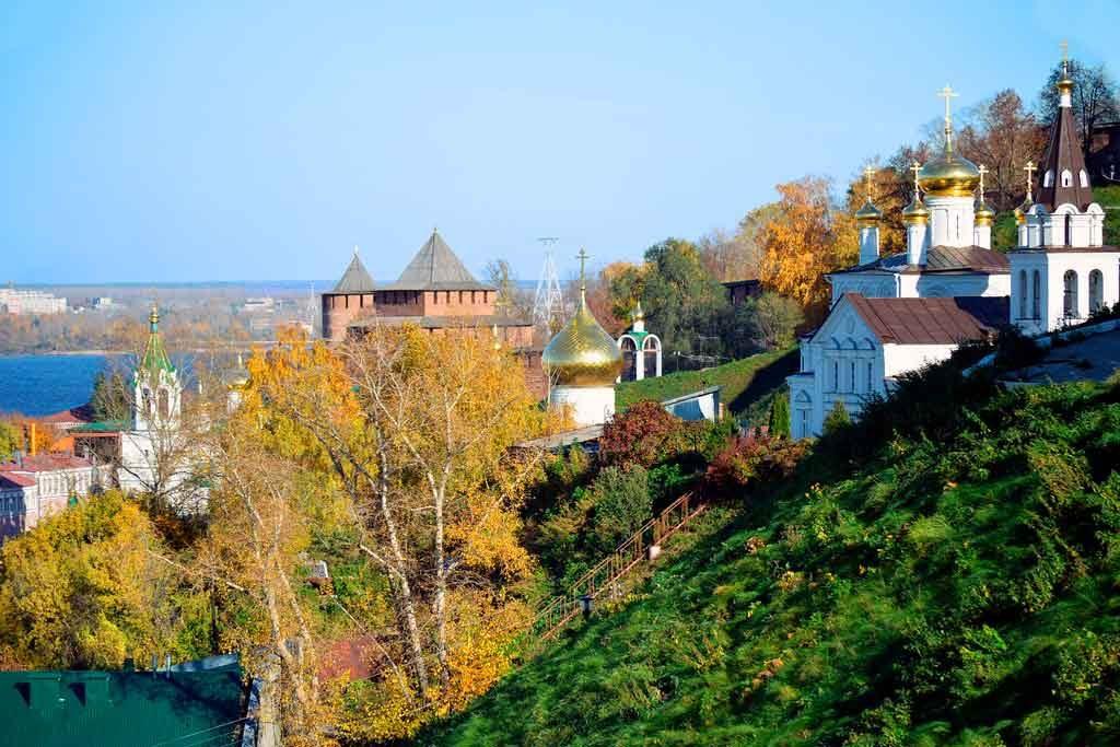 Nizhny-Novgorod-1024x683 Turismo na Rússia: quando ir, documentação e cidades turísticas